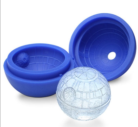 Star Wars: Death Star Ice Cube Mould