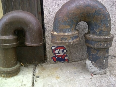 Top 10 Art on Drains and Drainage Pipes