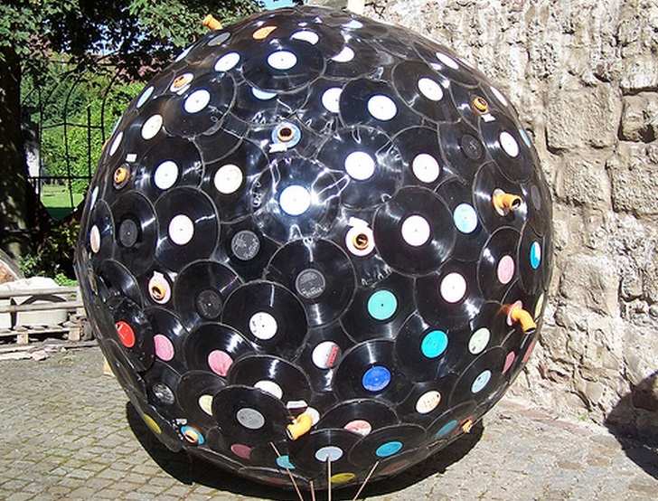 Top 10 Things To Make With Vinyl Records