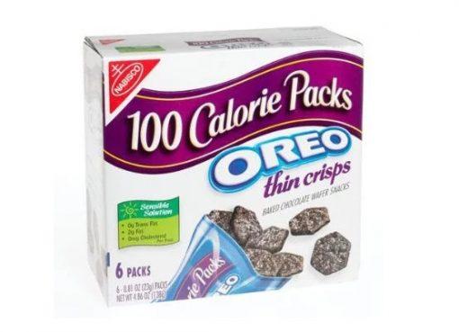 100 Calorie diet Oreos