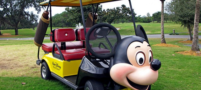 Top 10 Strange and Unusual Golf carts
