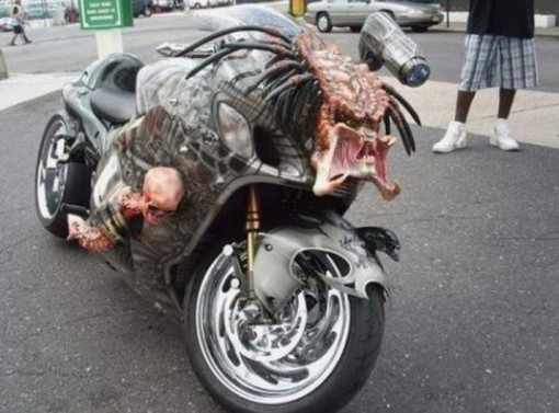 Top 10 Amazing and Unusual Motorcycles