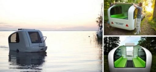 Caravan, Boat, Caraboat