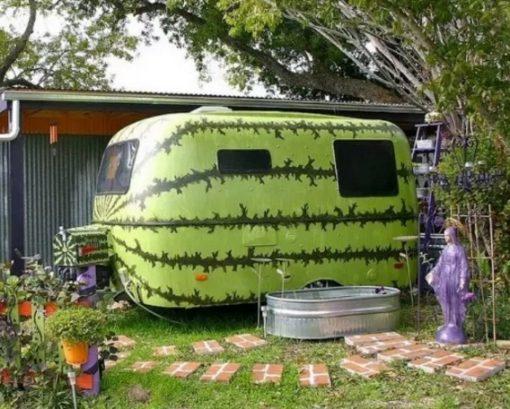 Watermelon Caravan