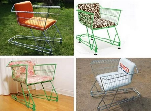 Shopping Trolley Chairs