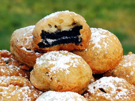 Top 10 Unusual Deep Fried Desserts