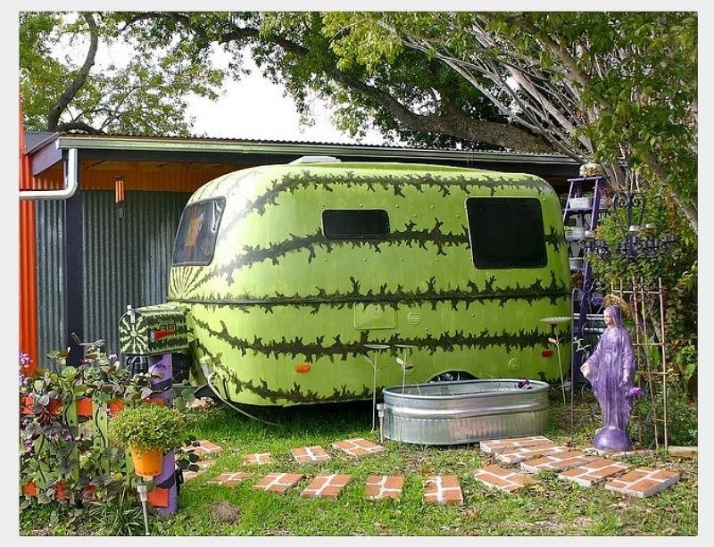 Brilliant Weird And Wonderful Caravans  Advice Amp Tips  New Amp Used Caravans