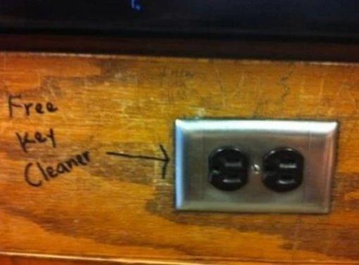 This Free Key Cleaner Seems Legit!