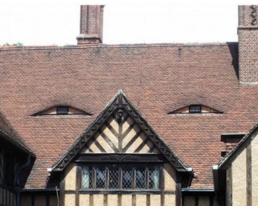 House with Suspicious Face