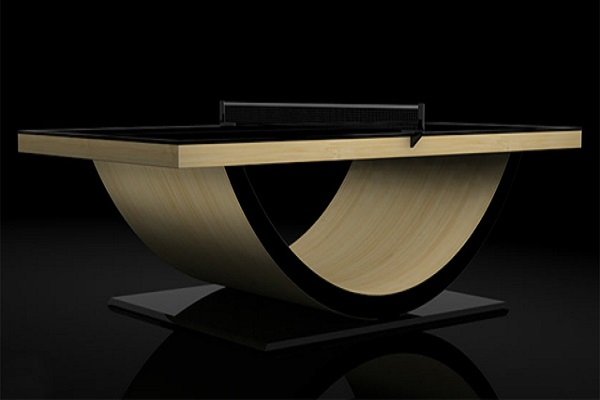 Top 10 Unusual and Amazing Table Tennis Tables