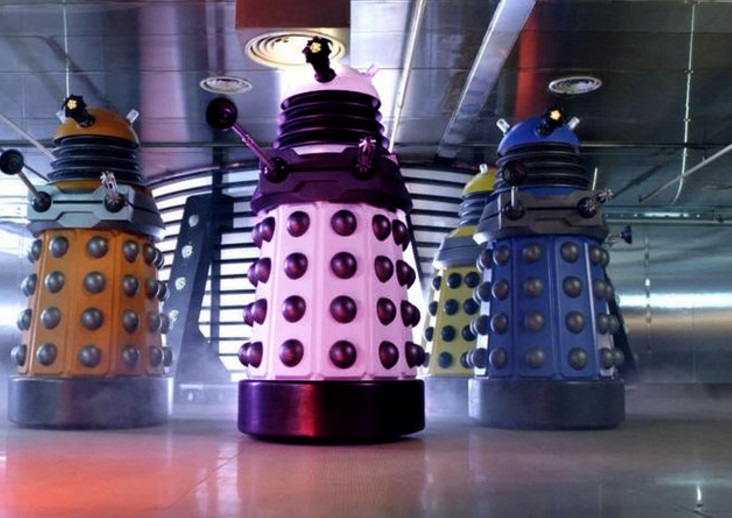 Top 10 Funny and Unusual Daleks