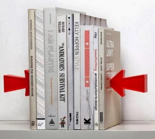 Arrow Inspired bookends