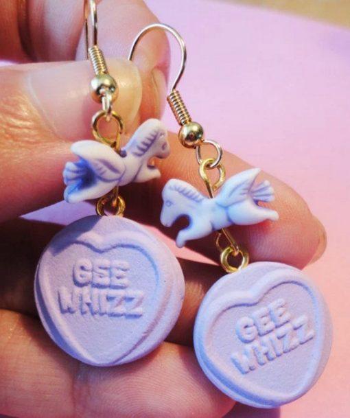 Love Hearts Earrings