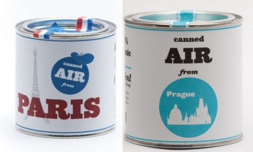 Can of air