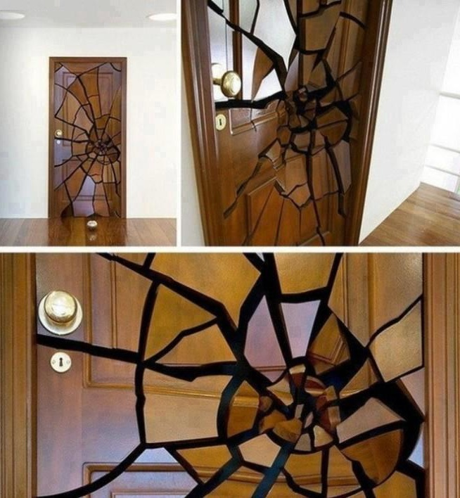 21 Most Unique Wood Home Decor Ideas: Top 10 Strange And Unusual Doors