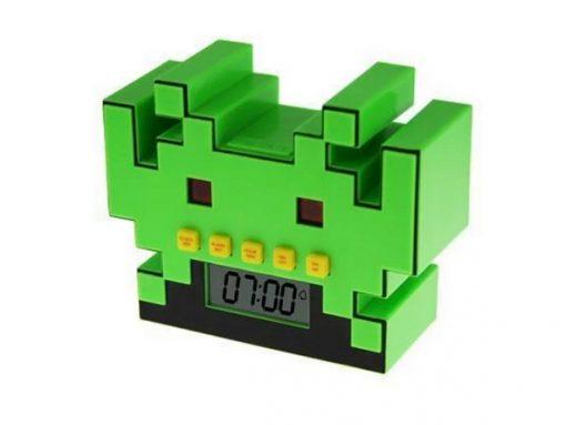 Space Invaders Alarm Clock