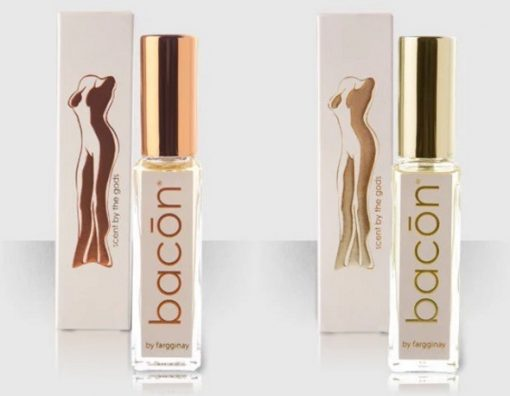 Bacon inspired Perfume