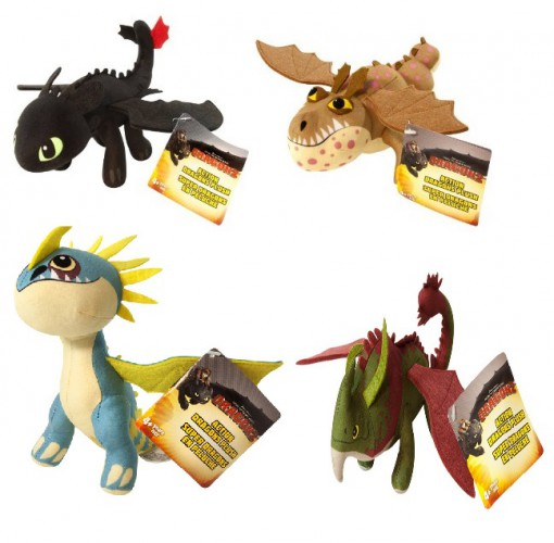 how to train your dragon gift set