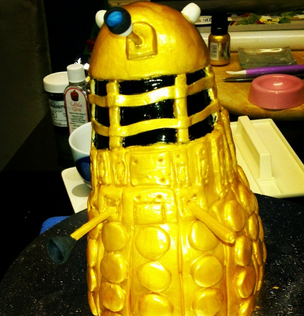 Top 10 Best Dalek Themed Party Foods