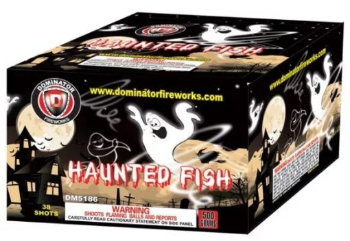 The Haunted Fish Firework