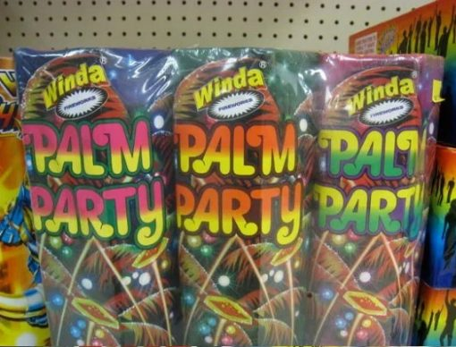 The Palm Party Firework