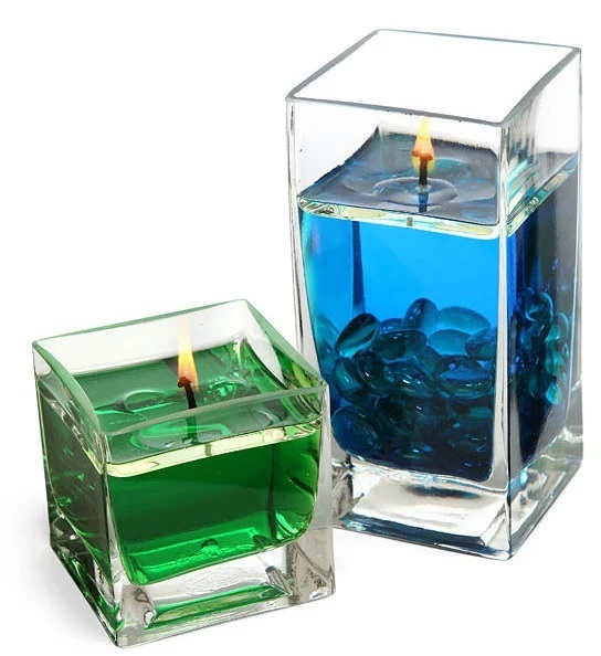 Instant Water Candle
