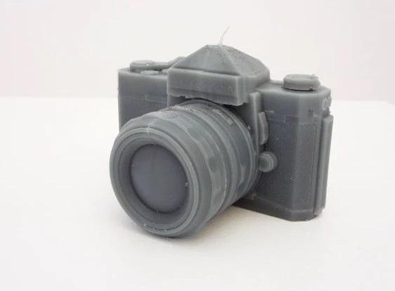 Camera Candle