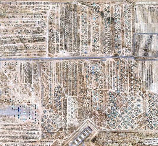 Graveyard of planes