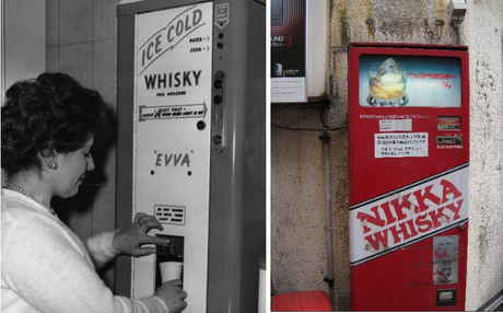 Whiskey Vending Machine