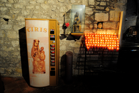 Candle Vending Machine