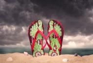 Top 10 Creative and Unusual Flip Flops