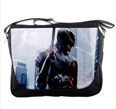 "Robocop Messenger Sling Bag 14"""