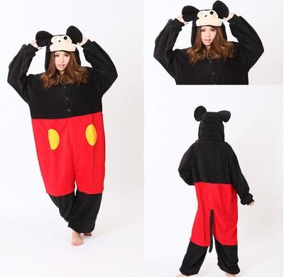 Mickey Mouse Inspired Onesie