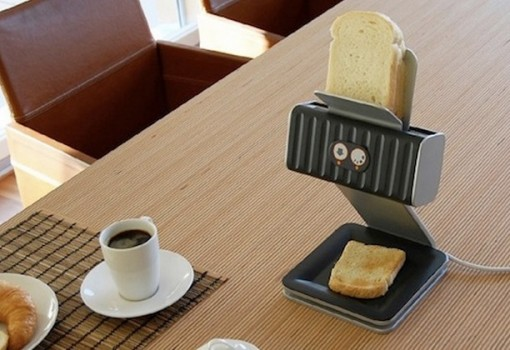 Top 10 Cool and Unusual Toasters