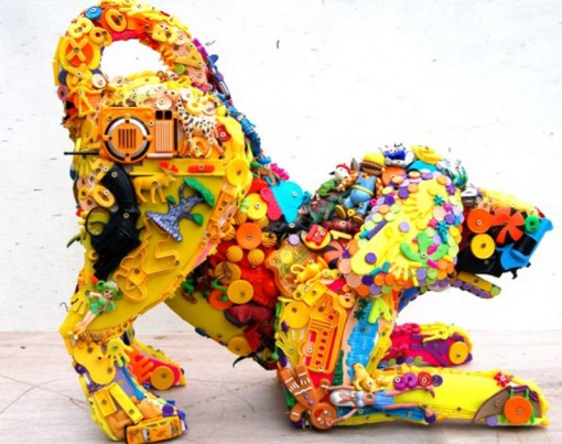 Top 10 Dogs Made From Recycled Plastic Toys