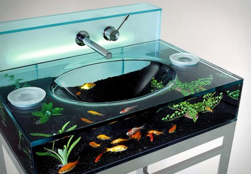 Top 10 Amazing And Unusual Sinks