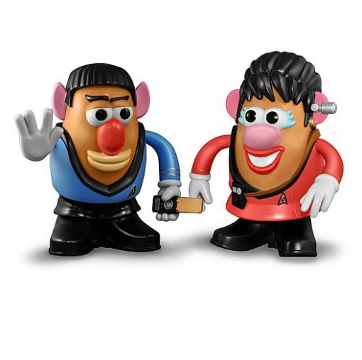 Top 10 Rare and Unusual Mr Potato Heads