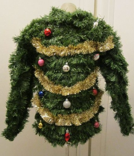 Terrible Christmas Decorations: Top 10 Worst Christmas Jumpers