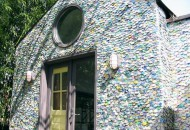 Top 10 Homes Built From Recycled Materials