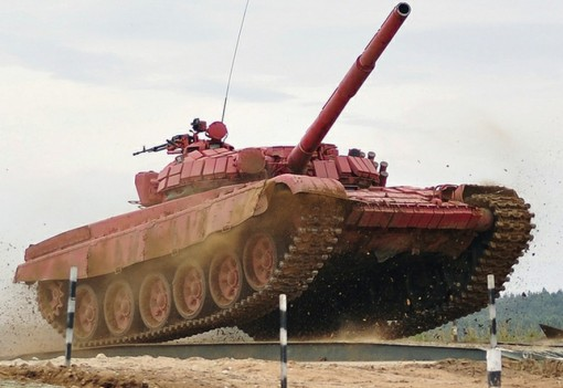 Top 10 Tanks That Suck At Camouflage