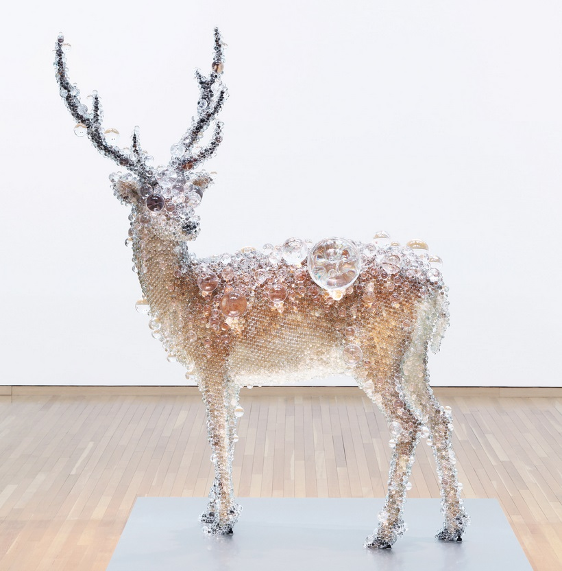 Top 10 Amazing Transparent Glass Bead Sculptures
