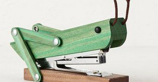 Top 10 Creative & Unusual Staplers