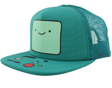 Adventure Time: BMO Baseball Cap