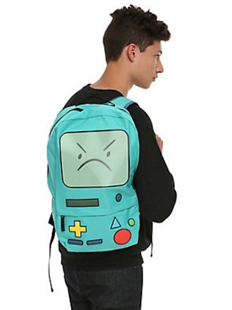 Adventure Time: BMO Backpack