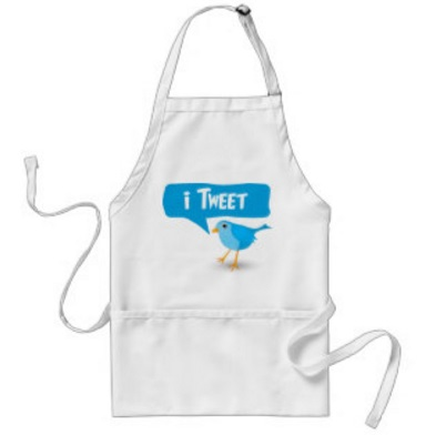 Twitter Apron