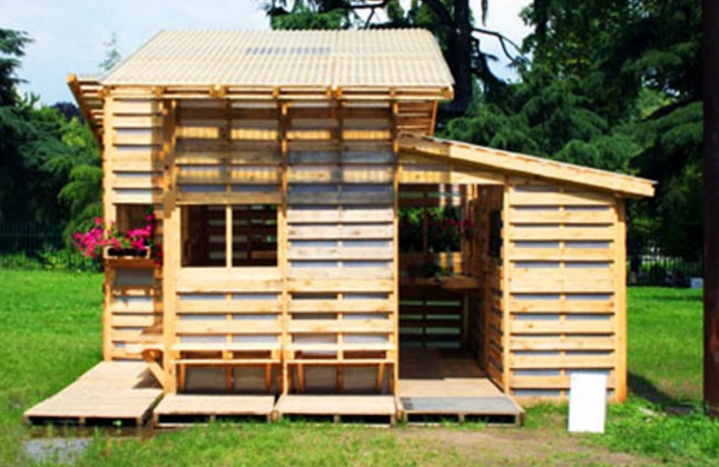 Houses Made From Recycled Materials : Top houses made from recycled materials