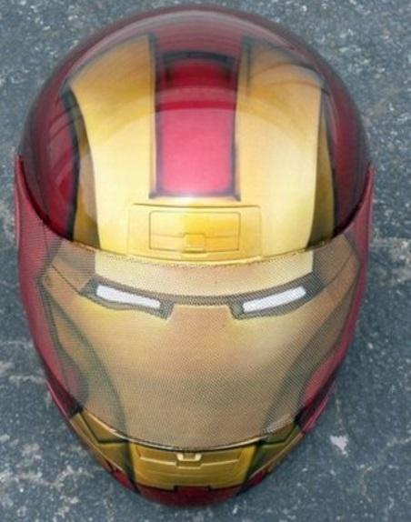 Top 10 Weird and Unusual Motorbike Helmets