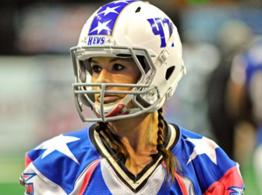 Jennifer Welter - American Football