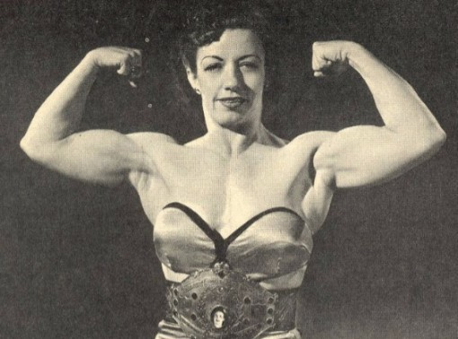 Mildred Burke - Wrestling
