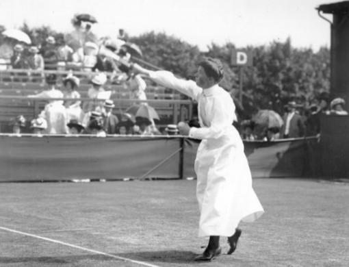Charlotte Cooper - Tennis